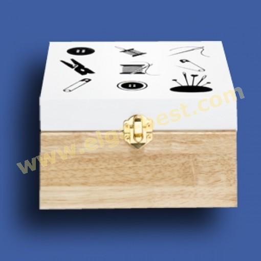 Prym 612587 Box hout fournituren