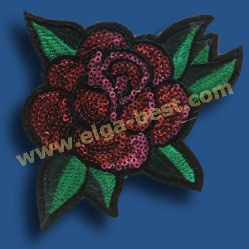 Rose no 418