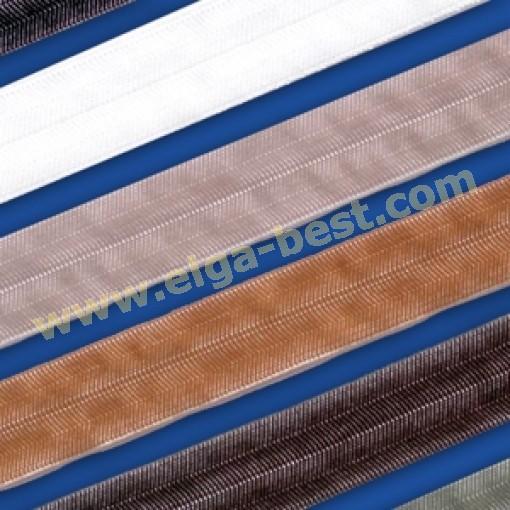Elastiek met visgraat 64321 - 18 mm - 25 meter