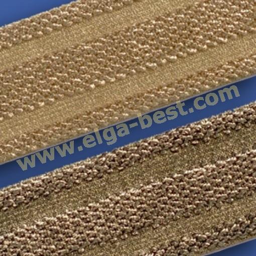 Lurex elastiek 700080 50mm