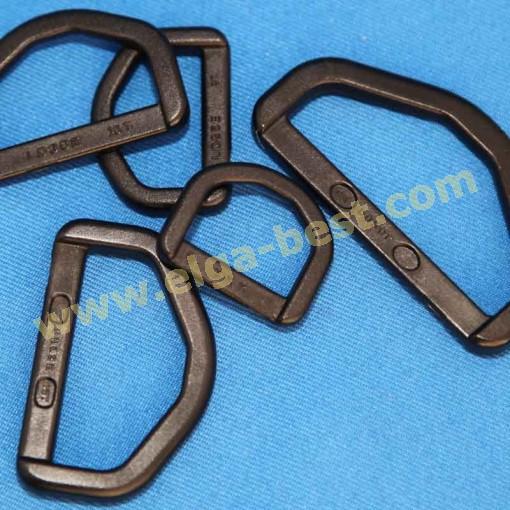 D-ringen nylon