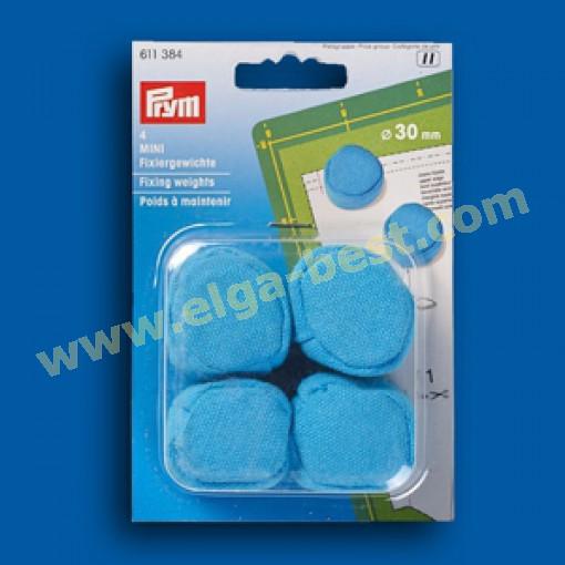 Prym 611384 mini fixeergewicht 30mm