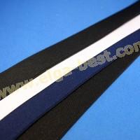 Bretel elastiek uni kleuren 18mm en 25mm