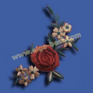 Rose 16x14cm