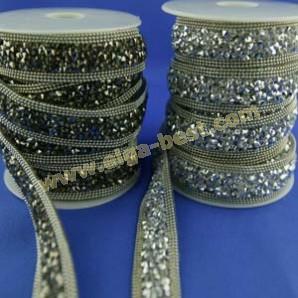 Diamant tape 17mm strijkbaar