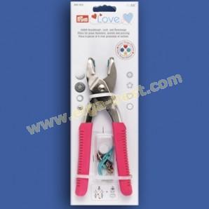 Prym 390902 Vario drukknoop en perforatietang