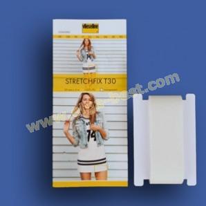 Stretch Fix transparant kaart 30mm / 5x5 m
