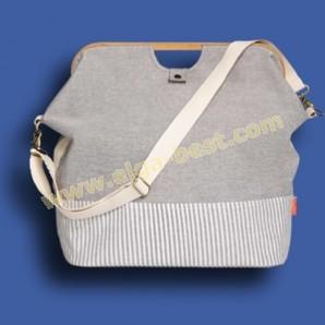 Prym 612561 Travelbag canvas & bamboo