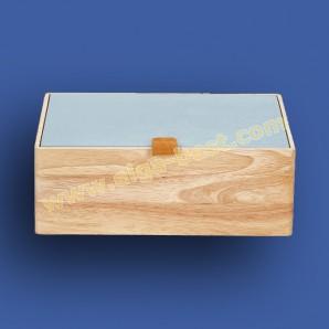 Prym 612576 Box hout blauw