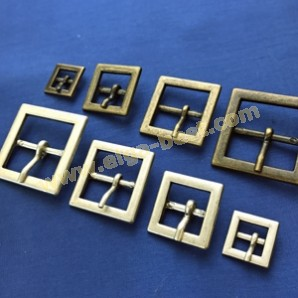 Gesp vierkant model