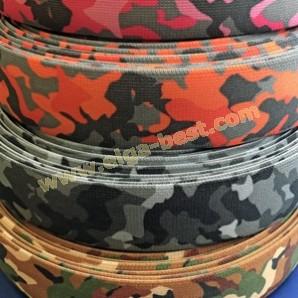 Camouflage elastiek