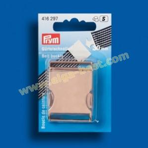 Prym 416297 Klikgesp metaal rose goud 30mm