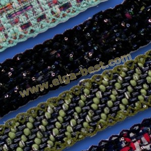 Embroidery Galon 981172-35mm
