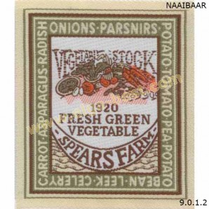 1920 Fresh green vegetable