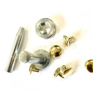 Holnieten Gold 9mm