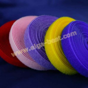Klittenband naaibaar lus kleur