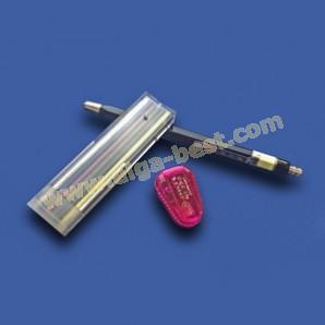 Kreithouderpen set met slijper en navulling krijtstiften