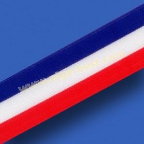 Elastiek Nederlandse Vlag 40 mm