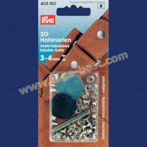 Prym 403150 Holnieten 3-4 mm
