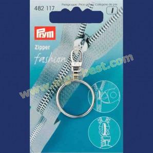 Prym 482117 Fashion Zipper ring