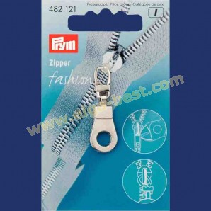 Prym 482121 Fashion Zipper ring