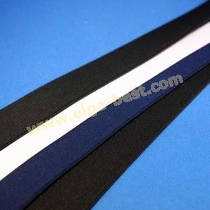 Bretel elastiek uni kleuren 30mm en 35mm