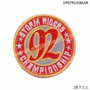 92 Storm Riders Championship