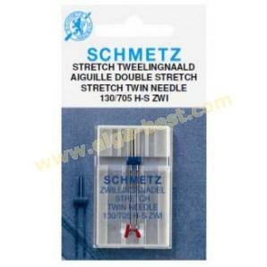 Schmetz stretch-tweelingnaalden