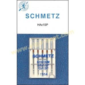 Schmetz super stretch/locknaald