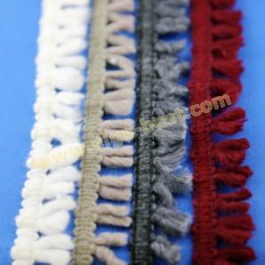 Fringe elastic
