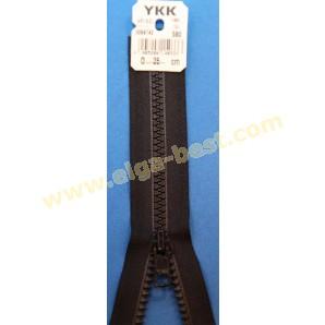 YKK Zelfbediening Bloktand kunststof 6mm - deelbaar