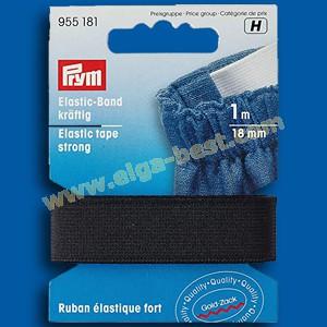 Prym 955181 Bandelastiek sterk 18mm