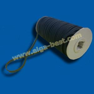 WX 5mm Elastiek plat 100 m