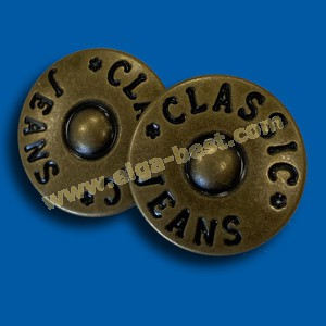 Jeans inslagknopen JPKN-16