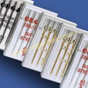 Plastic boxes Organ Needle