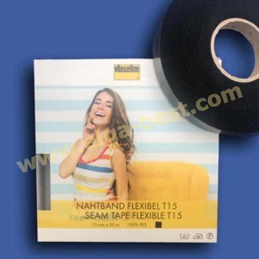 Seam Binding Flexible 15mm ELGA Fournituren Groothandel