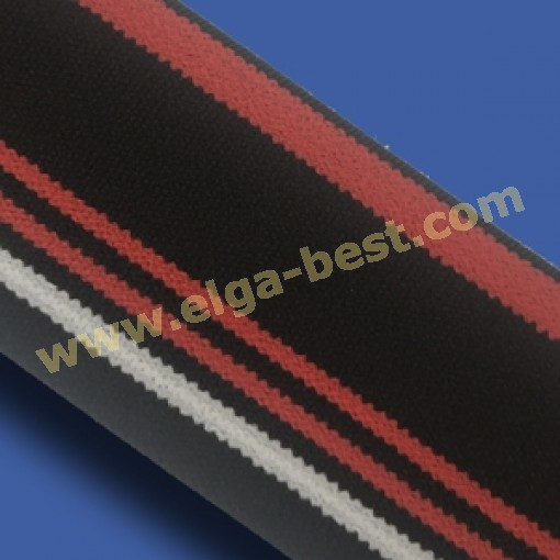 Elastic with stripe 70088 40mm