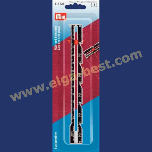 Prym Sew and Knit Gauge 611738