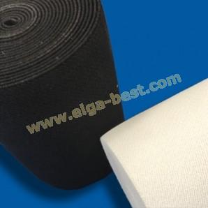 Braided elastic 16cmx5m extra strong