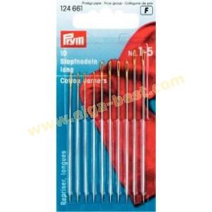 Prym 124661 Yarn/cotton darners Long no. 1-5