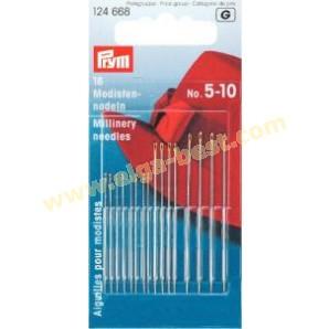 Prym 124668 Millinery needles