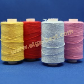 Basting threads cotton 1602