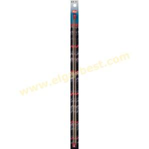 Prym 171305 Knitting needles aluminium 40cmx2,50mm