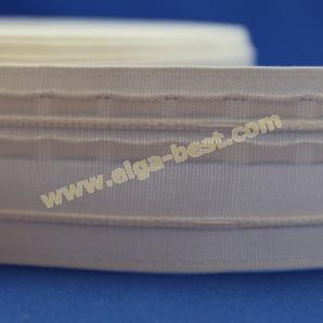 Curtain tape Tango 2-folds