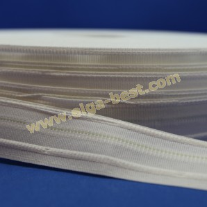 Curtain tape Swing flat folds