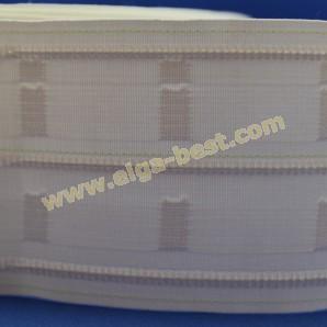 Curtain tape Twist 3-folds
