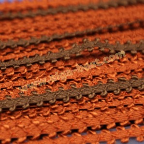 Crochet decorative ribbon coarse