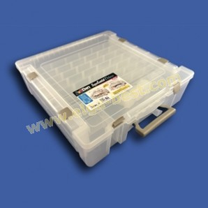 Artbin SuperSatchel Deluxe  43x43x12cm clickbox