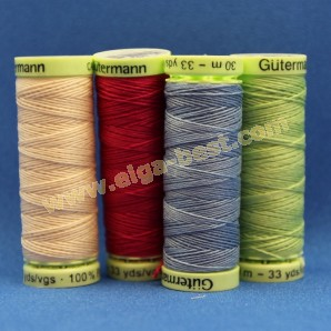 Buttonhole thread Gütermann