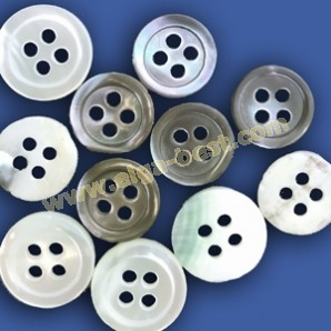 70198 Shirt buttons Polyester 100% Shell